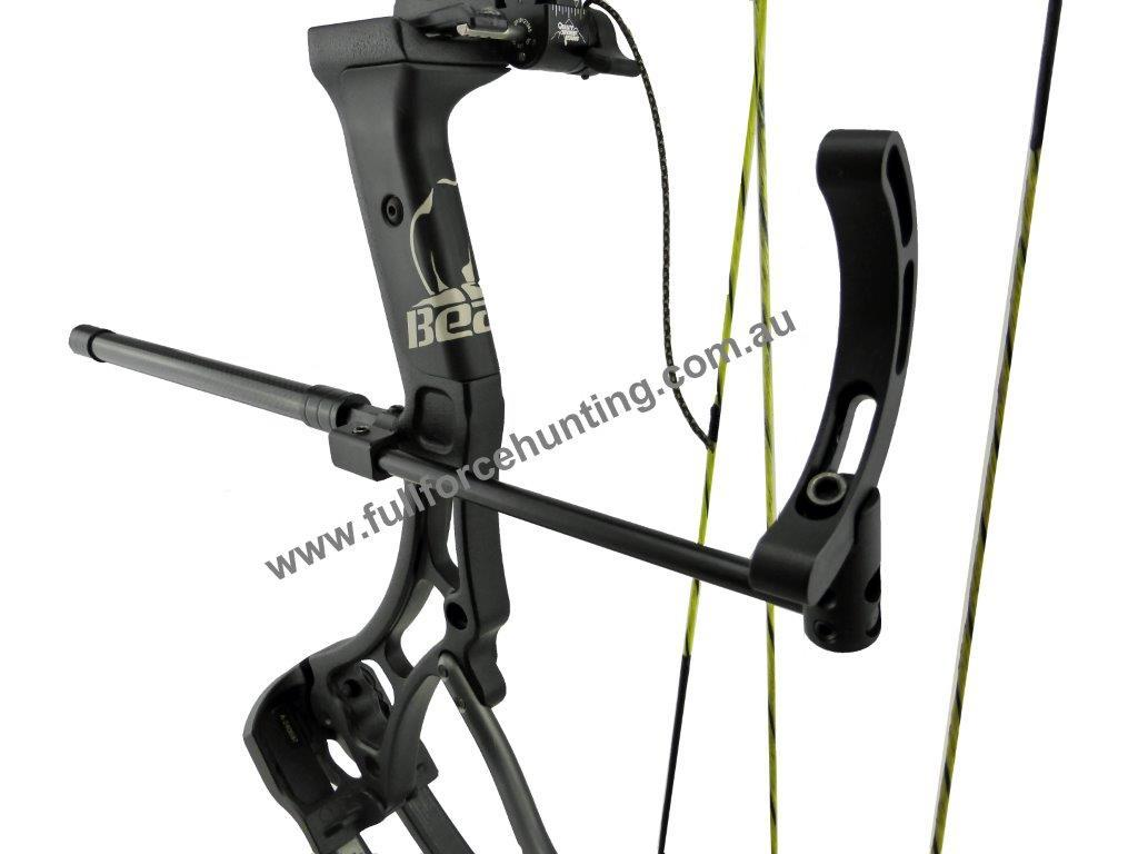 steady form pro series torque eliminator stabiliser compound bow hunting archery. Black Bedroom Furniture Sets. Home Design Ideas