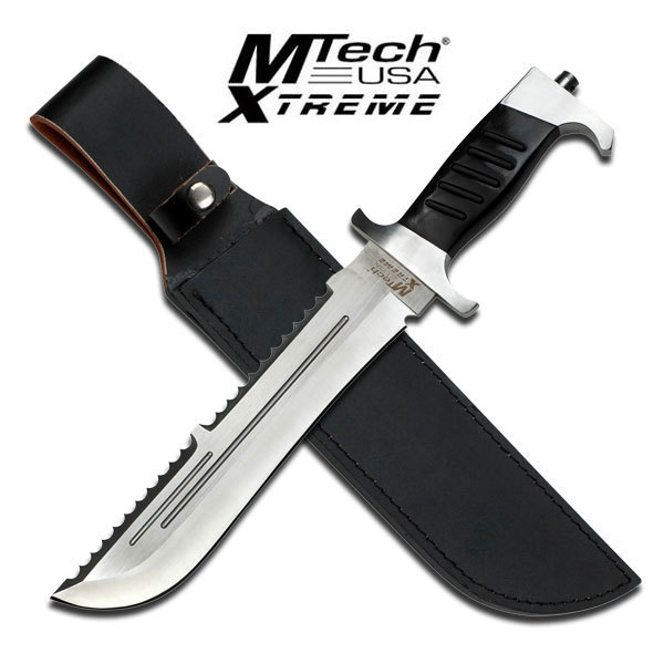 Full Force Hunting Survival Knife