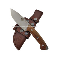 Axarquia Cocobolo Heavy Duty Knife Leather Sheath | J V Adventure Knives