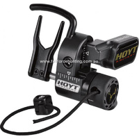 Hoyt Archery Black Fall-Away Ultra Rest Right Handed