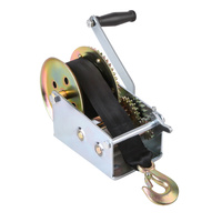 2500LBS 2-Speed 4WD Recovery Hand Winch
