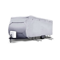 22-24 FT Waterproof Caravan and Campervan Cover Protector