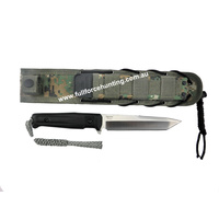 Kizlyar Supreme Aggressor D2 Fixed Blade Tactical Knife
