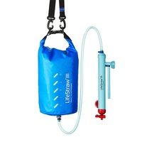 LifeStraw® Mission 5 Litre BPA-free Gravity Fed Portable Drinking Water Filter Bag