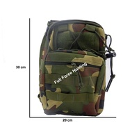 Camo Tactical Shoulder Bag Backpack Rucksack