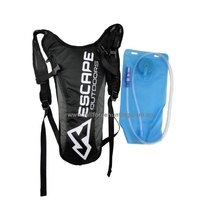 Black Escape  2L Missile Hydration Water Bottle Backpack Pack