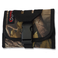 Ammo Cartridge Pouch in Camo with 14 Rounds