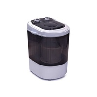 4KG 30L Portable Camp or Caravan Washing Machine