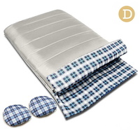 Double Envelope Sleeping Bag - Cream