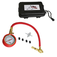 Rapid Tyre/Tire Deflator Air Deflators 4WD With Pressure Gauge Valve Tool