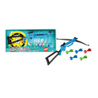 Blue Crossbow with 5 Suction Darts 1131