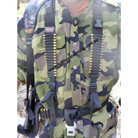 Eagleye HG Blackbelt 52 Rifle Rounds Ammo Belt and Holster with Safety Harness