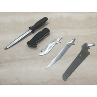 Eagleye HG CrocBlades Boning Set