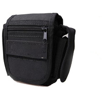 Molle Waist Belt Bag Black