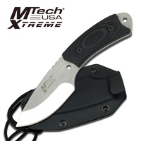 "MTech USA Xtreme MX-8035 Utility 7"" Fixed Blade Knife with Kydex Sheath"