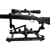 Eagleye HG Magnetic Gun Rest - Black SmartRest NitroForce SR01 Rifle, Shotgun or Pistol Rest + Toolbox