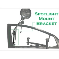 Eagleye HG| Window Mount Spotlight Adapter for Long Racken Rest