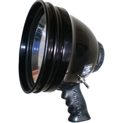 "Powa Beam 7"" 35W HID Spotlight - Hand Held"